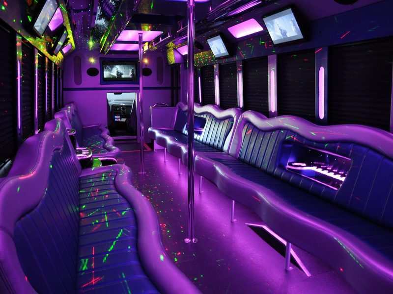 Автобусы Party